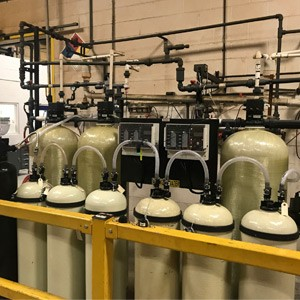Commercial Deionization Systems