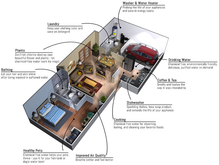 Whole House Diagram