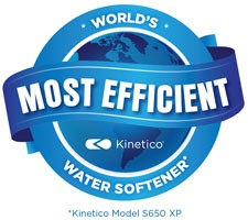 Word's Most Efficient Water Softener