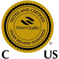 Water Quality Tested & Certified